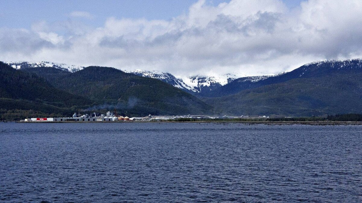 The Kitimat, B.C., harbour. Shell, along with partners Korea Gas, Mitsubishi, and PetroChina, recently formalized plans to pursue a terminal that would load 1.2 billion cubic feet a day of LNG onto ships bound for Asian markets.