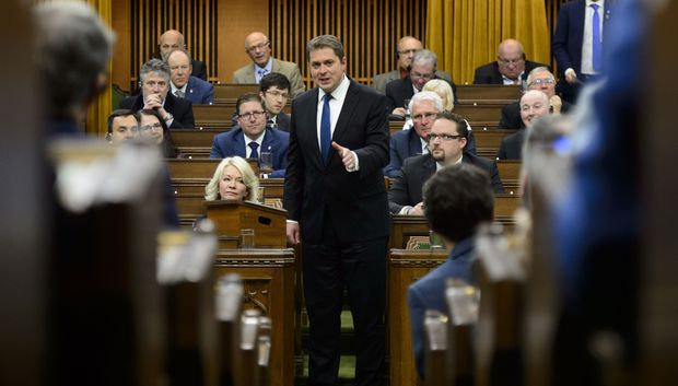 For Scheer's Conservatives, it's either a majority government or maybe no government at all