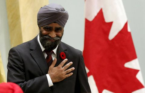 Forces investigating soldier's 'racist' comments toward Defence Minister Harjit Sajjan