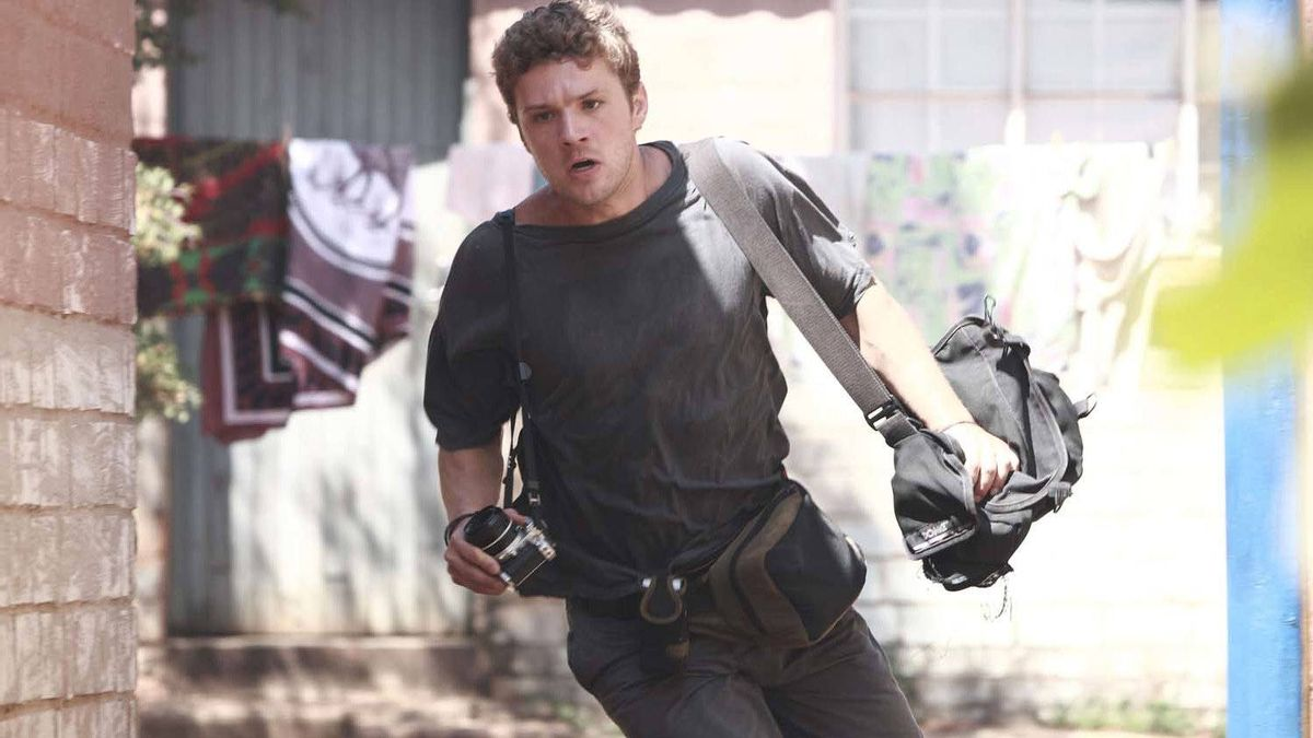 "Ryan Phillippe in a scene from ""The Bang Bang Club"""