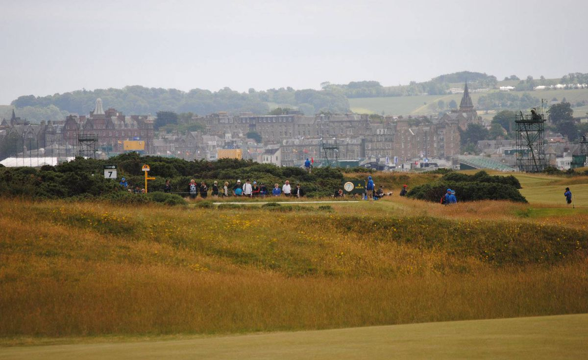 Monday at St. Andrews