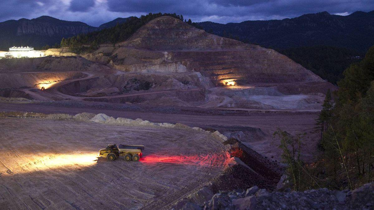 Agnico Eagle's Pinos Altos Mine in Mexico.