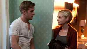 """Ryan Gosling and Carey Mulligan in a scene from """"Drive"""""""