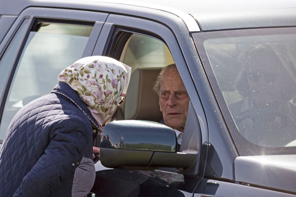 Prince Philip S Accident Revives An Age Old Driving Debate