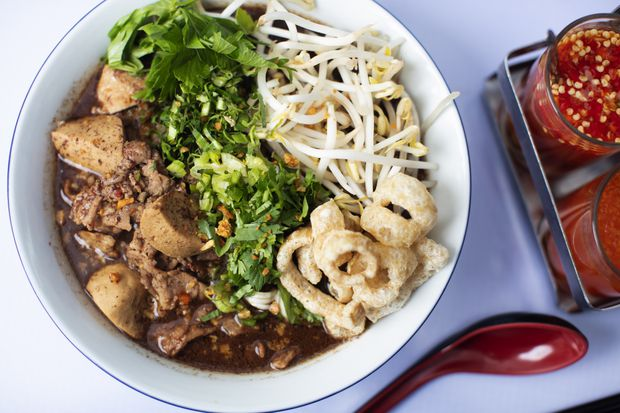 Unchai Restaurant is a word-of-mouth sensation with lineups every night