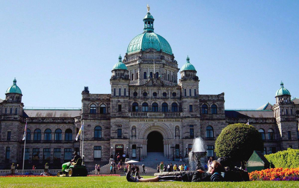 Highlight from the B.C. NDP government's first budget