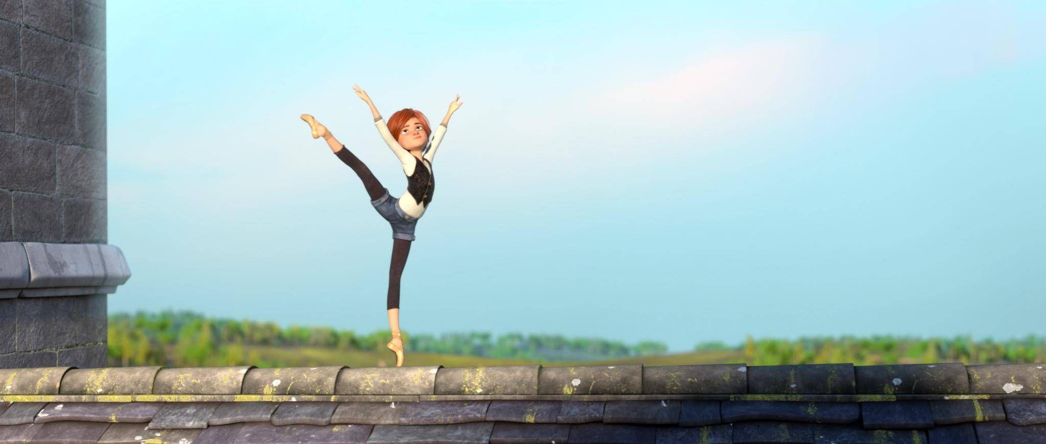 the ballerina 2017 horror movie review