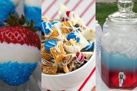 Ann Romney, wife of GOP frontrunner Mitt, is one of more than 10 million registered Pinterest users pinning her passions, which include patriotic dipped strawberries, red-white-and-blue Chex mix and Independence Punch