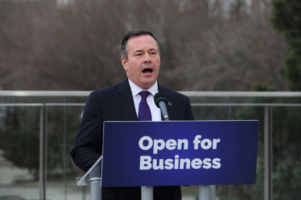 Jason Kenney has put Alberta on a collision course with Quebec