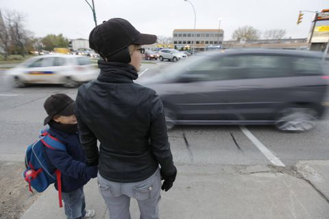 Why don't kids walk to school any more?