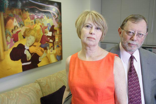 Philanthropic Alberta couple donate millions to a cancer treatment centre in Rwanda