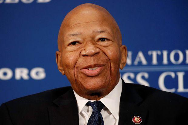Elijah Cummings, longtime Baltimore congressman, dies age 68