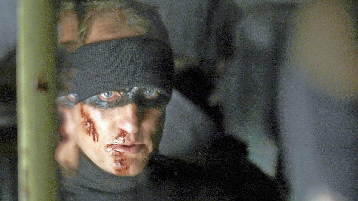 Woody Harrelson stars in Defendor.