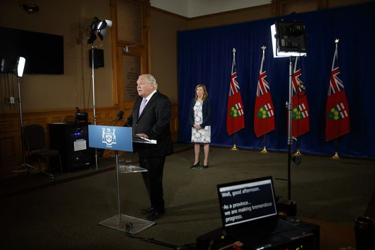 Health care unions considering political action over Ontario's emergency act