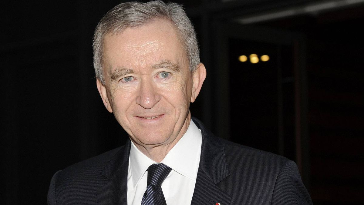 Louis Vuitton Moet Hennessy chairman Bernard Arnault is once again the richest man in Europe, with net worth of $41-billion (U.S.). The 62-year-old Mr. Arnault makes his money selling luxury goods to others on the Forbes list.