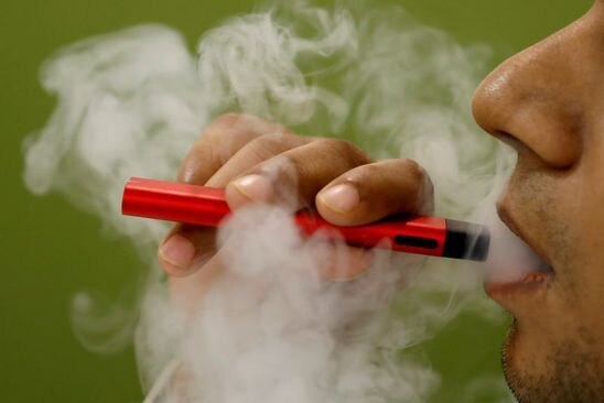 Ban on vaping ads in places where youth may be exposed to them to take effect next month