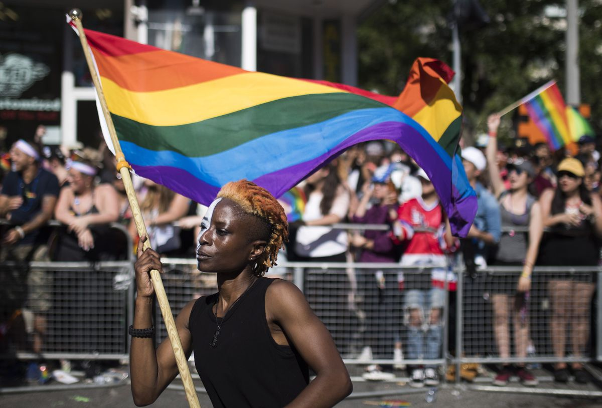 Dear straight people: Please shut up about the Pride Parade
