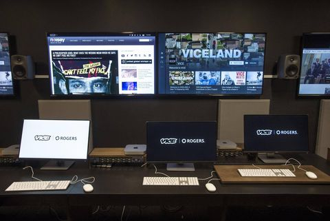 Rogers and VICE Canada Cut Ties, VICELAND to End Broadcasting March 31
