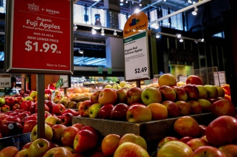 Whole Foods Apples Cost