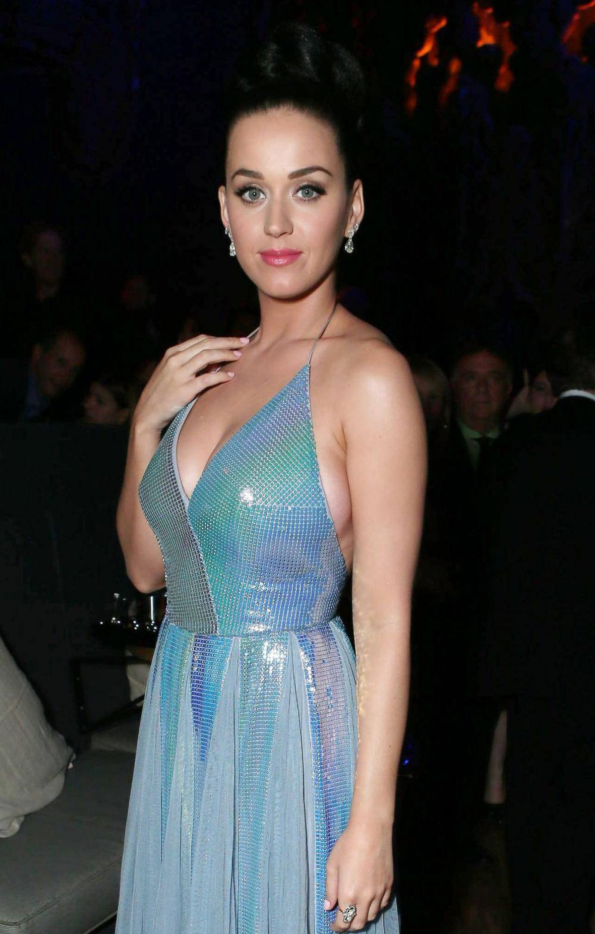 Katy Perry shares her latest piercing on Instagram - The Globe and Mail