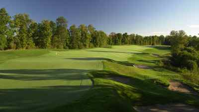 Treetops Course, Treetops Resort, Gaylord, Mich., is rated among the top par-three courses in the world. Roller-coaster elevation changes and detailed bunkering are the hallmarks of a nine-hole layout famous as the former site of the ESPN Par-3 Shootout. Green fee: $35 to $45. treetops.com