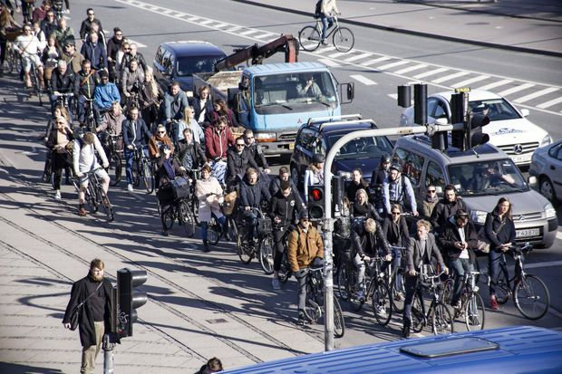 What bicycle-friendly Copenhagen can teach us about commuting - The