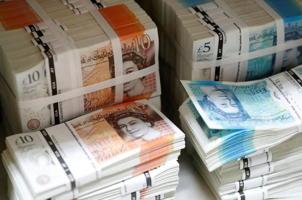 Pound hovers near 30-month lows as Boris Johnson's majority shrinks