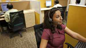 India's information technology (IT) and business process outsourcing (BPO) sector is booming, continuing to reap the benefits of the need to cut costs in anemic economies in the West.