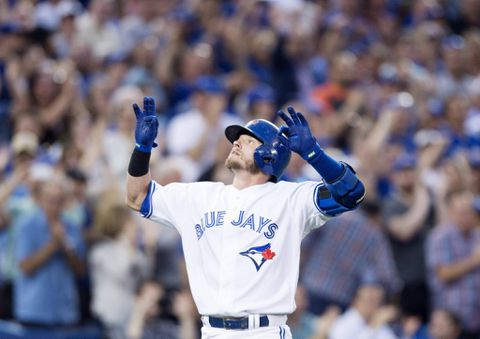 Blue Jays' Josh Donaldson becoming clear leader in AL MVP race