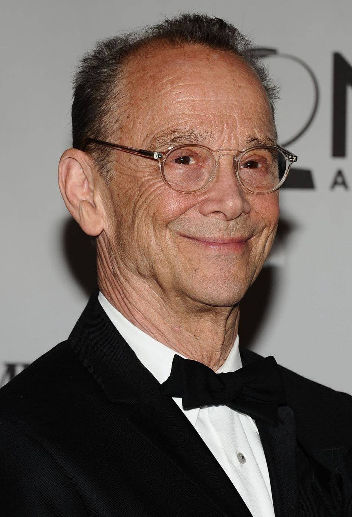 Joel Grey arrives at the 65th annual Tony Awards, Sunday, June 12, 2011 in New York.