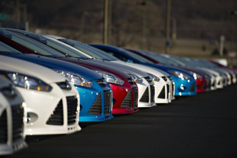 Carmakers report strong sales for September