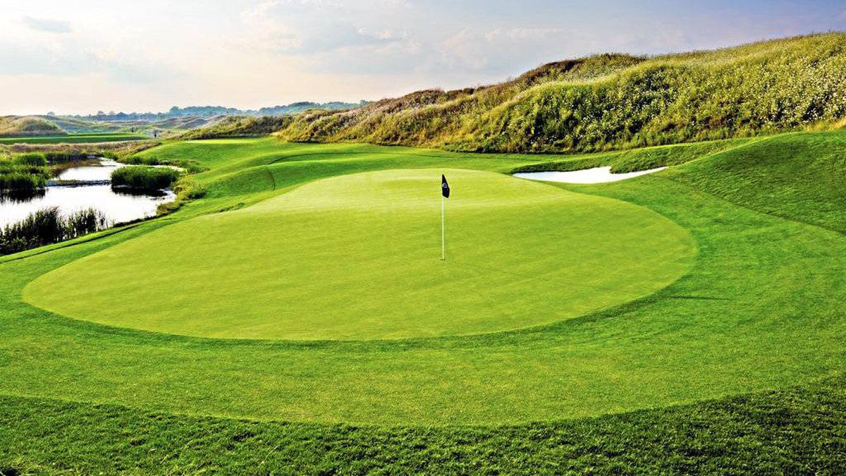 Turnberry Golf Club, Brampton, Ont.: This acclaimed 3,408-yard design built over a quarry features 16 par-three holes and two par-fours. But most treacherous is the 165-yard 13th, where a three-foot dip gully runs through the middle of the green. Green fee: $39.75 to $49.75. turnberrygolf.ca