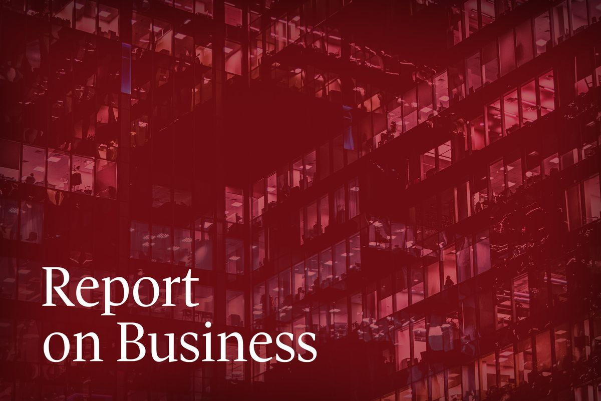 Business and investing report image