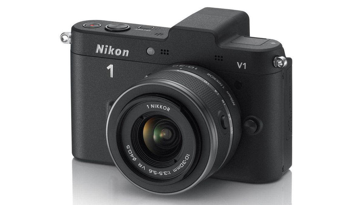 Nikon 1 V1, $899.99; www.nikon.ca