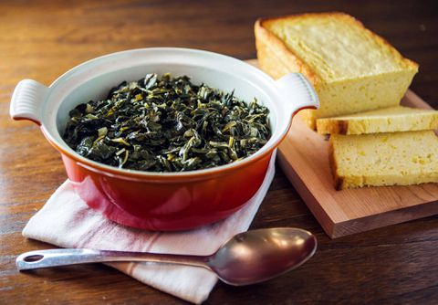 Recipe: Killer collards, as adapted from The Red Rooster Cookbook
