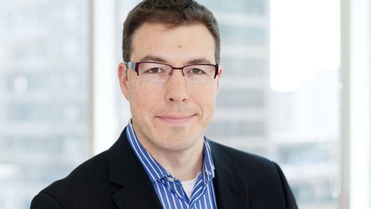 Troy Reeb, Vice President of Global News.