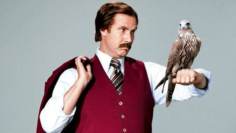 Stay classy Winnipeg: Ron Burgundy to help cover curling competition