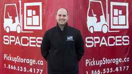 Sean Brophy, president of Spaces Self Storage Centres Inc., says a conversation with a lawyer made him realize that owning the name may be more complicated, expensive and challenging than he'd thought.