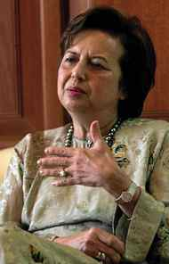 Zeti Akhtar Aziz Governor of Malaysia?s central bank since 2000 and the first woman in that position. Global Finance magazine rated her among the world?s best central bank governors last year.