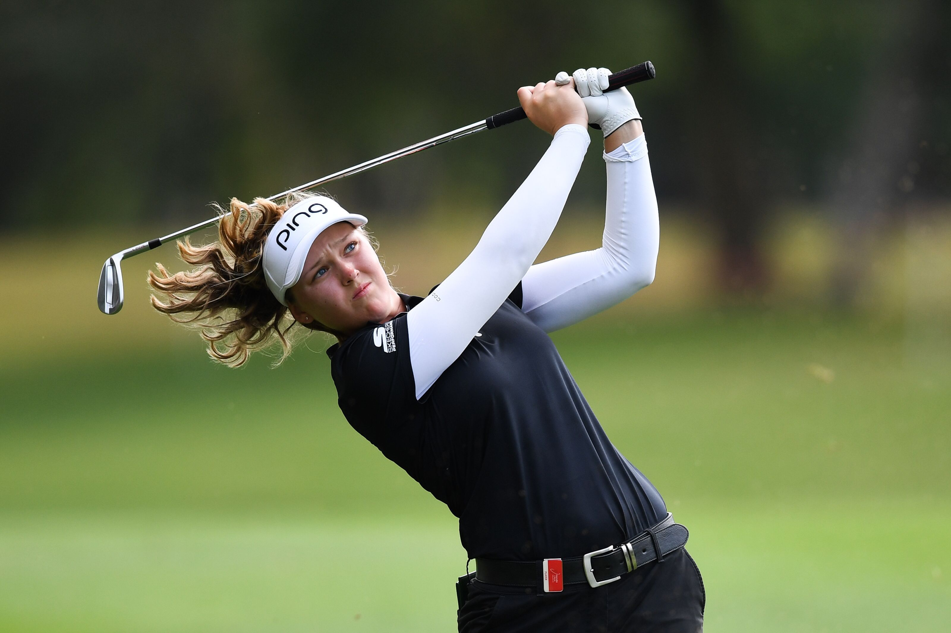 Amy Yang Wins Third Lpga Thailand Title Brooke Henderson Of Smith