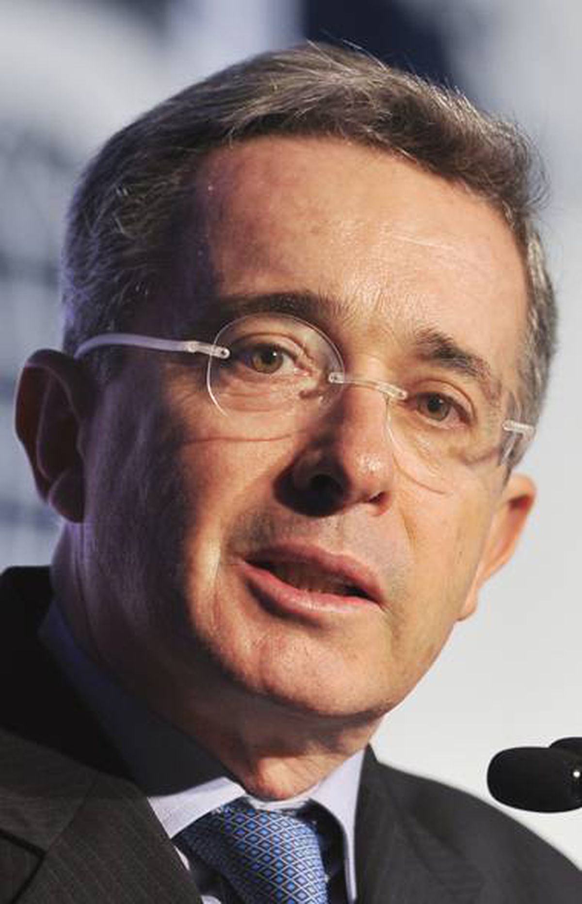 COLOMBIA: Former Colombian President Alvaro Uribe sought secret talks during his second term with Colombia's main leftist rebel group in Sweden, and the guerrillas even reached out to the U.S. embassy, according to leaked U.S. diplomatic cables. But it appears none of the described contacts made headway toward resolving Colombia's nearly half century-old civil conflict, which claims several thousand lives annually. Mr. Uribe left office in August, 2010, after badly crippling the leftist Revolutionary Armed Forces of Colombia, or FARC, with a withering military campaign and refused steadfastly to accept their demand for a demilitarized zone as a condition for talks.