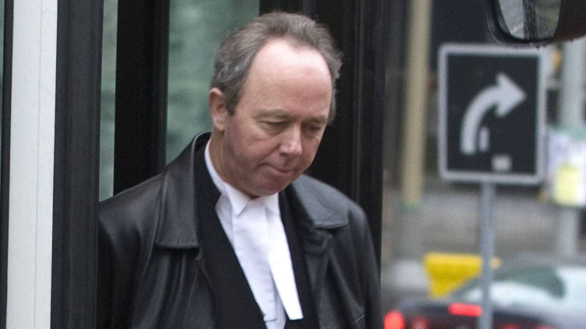 Mr. Justice Robert Maranger, who presided over the Shafia trial, is seen here in 2008.
