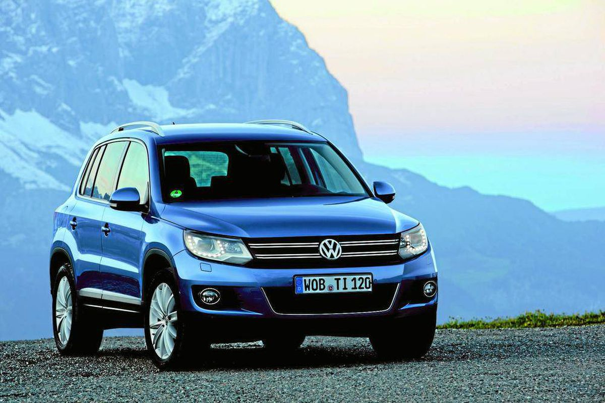 Volkswagen Tiguan: The price is not right - The Globe and Mail