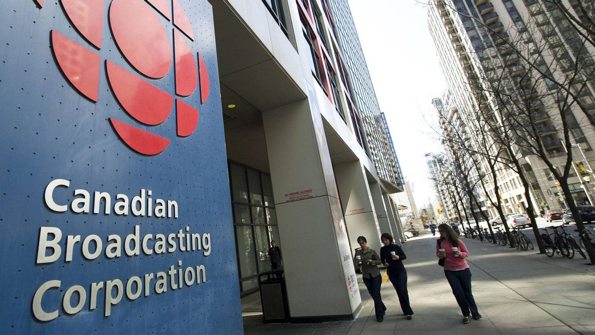 CBC's Toronto headquarters has 500,000 square feet of available space to be leased.
