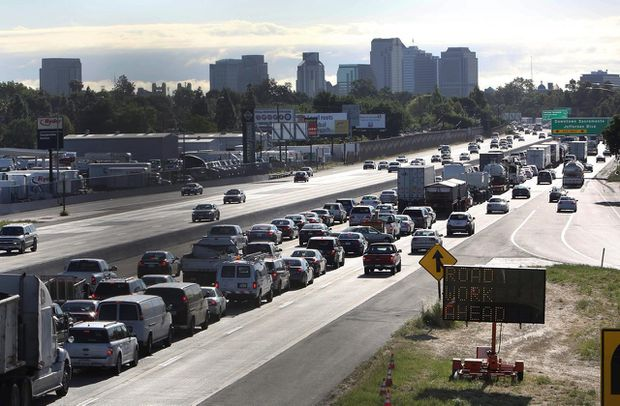 Environmental Protection Agency targets California over poor air quality