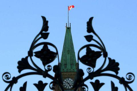 Ottawa posts small surplus for first quarter