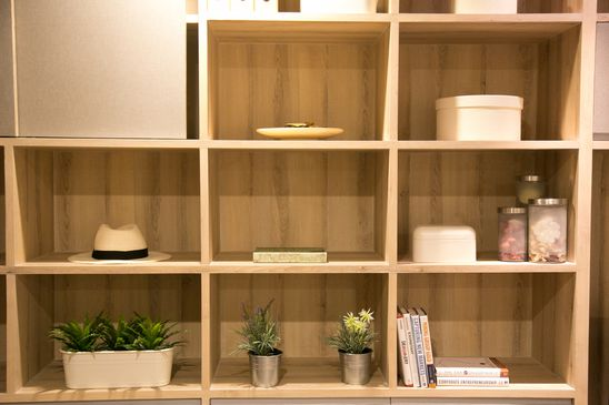 Ask a design expert: How do I decorate built-in shelves without making them look cluttered?