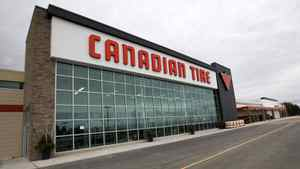 Canadian Tire's Bowmanville, Ont., store.