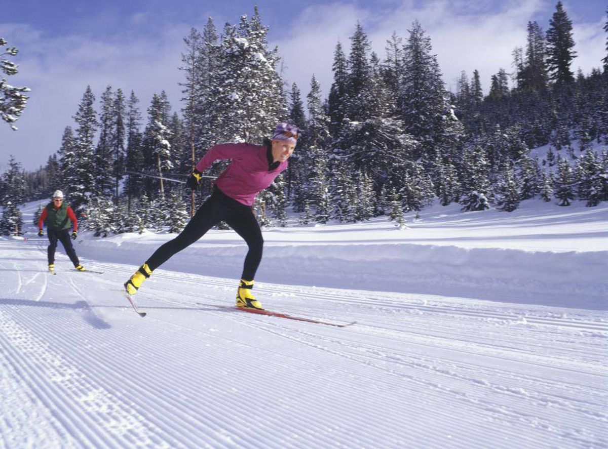 0e5d1c952fe The jaw-dropping benefits of cross-country skiing - The Globe and Mail