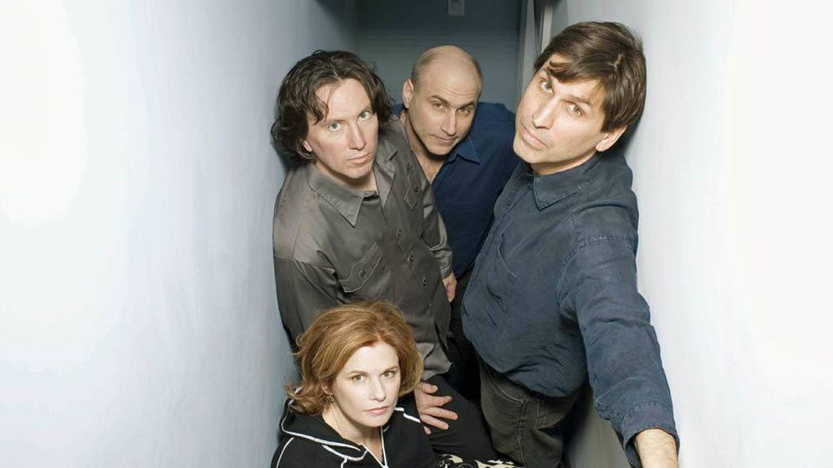 The Cowboy Junkies (handout).